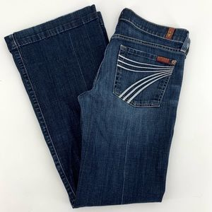 7 For All Mankind Dojo Size 27 Jeans